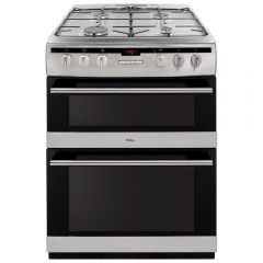 Amica AFG6450SS Freestanding Gas Cooker