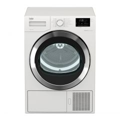 Beko DHX93460W/OG 9Kg Heat Pump Dryer