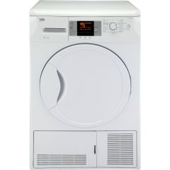 Beko DRVT61W 6Kg Vented Dryer