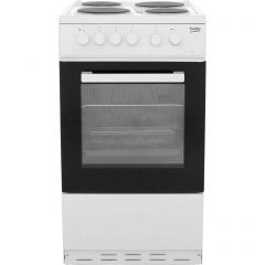 Beko KS530W/OG 50Cm Electric Cooker