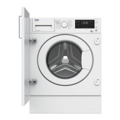 Beko WDIX8543100 Integrated Washer Dryer 8/5 kg