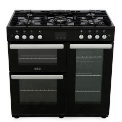 Belling 444444077 90Cm Gas Range Cooker