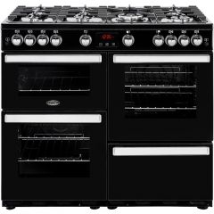 Belling 444444089-MG 100Cm All Gas Range Cooker
