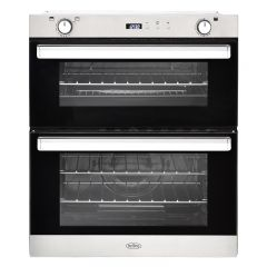 Belling 444444793 Built-Under Double Gas Oven