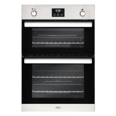 Belling 444444795 Bi90g Built In Double Oven Gas