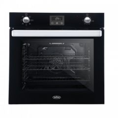 Belling BI602FPBK/MG 60Cm Built In Single Oven