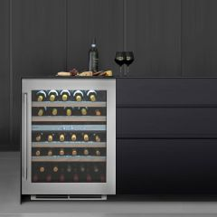Caple WI6150/OG 60Cm Undercounter Wine Cooler