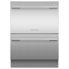 Fisher + Paykel DD60DDFHX9 Semi Integrated Standard Dishwasher