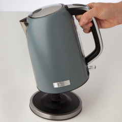 Haden 183422 `Perth` Slate Grey Kettle
