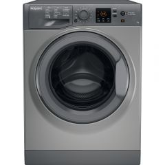 Hotpoint NSWM743UGG/R 7Kg 1400Rpm Washing Machine