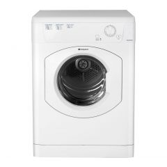 Hotpoint TVHM80CP/R Vented Tumble Dryer