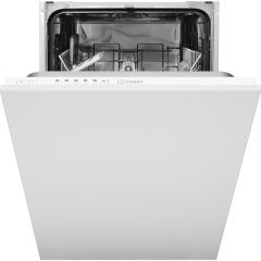 Indesit DSIE2B10/R 45Cm Fully Integrated Dishwasher