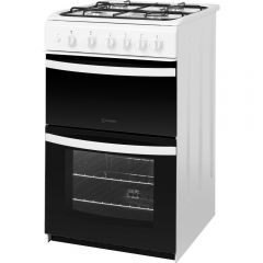 Indesit ID5G00KMW/R 50Cm Gas Cooker