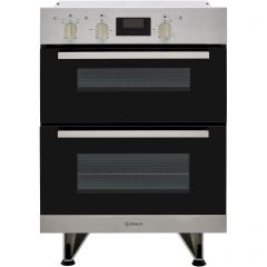 Indesit IDU6340IX/R Built Under Electric Double Oven