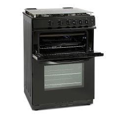 Montpellier MDG600LK 60cm gas cooker