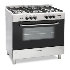 Montpellier MR91GOX 90Cm All Gas Range Cooker