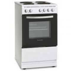 Montpellier MSE46W Freestanding Electric Cooker