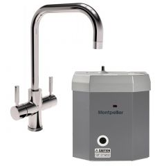 Montpellier MULTIPLEX3IN1 QB 3 In 1 Hot Water Tap