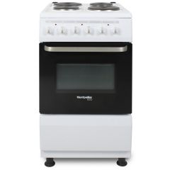 Montpellier SCE50W Freestanding Electric Cooker