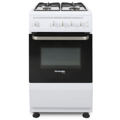 Montpellier SCG50W Freestanding Gas Cooker