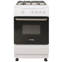 Montpellier SCG60W Freestanding Gas Cooker