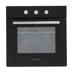 Montpellier SFCP10 Electric Oven + Ceramic Hob Pack