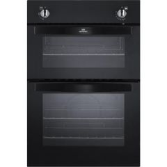 New World 444441480 Gas Oven With Seperate Grill - Built-In