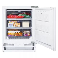 Stoves INTFRZ/MG Built In Under Counter Freezer