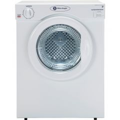 White Knight C38AW/MG 3Kg Compact Vented Tumble Dryer