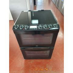 AEG CIB6740ACB/OG 60Cm Electric Cooker With Induction Hob