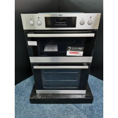 AEG DCB331010M Built In Electric Double Oven