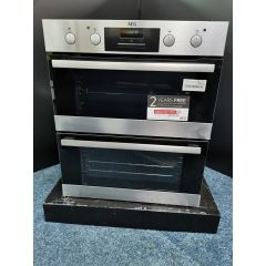 AEG DUB331110M/MG Built In Double Oven