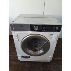 AEG L7WC8632BI Integrated 8Kg / 4Kg Washer Dryer With 1600 Rpm
