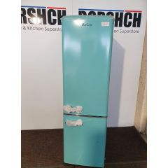 Amica FKR29653DEB/OG Freestanding Fridge Freezer 60/40