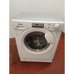 Baumatic BWMI148D/OG Integrated 8Kg Washing Machine With 1400 Rpm