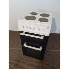 Beko AD531AW/OG 50Cm Electric Cooker