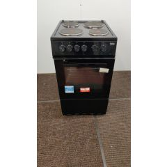 Beko AS530K 50Cm Solid Plate Cooker