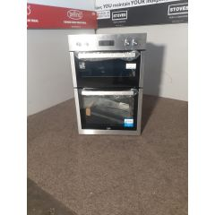 Beko BDF26300X/MG Built In Electric Double Oven
