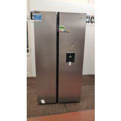Beko RASGD242PX American Fridge Freezer