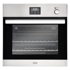 Belling 444444791 Bi602g 69L Built-In Single Gas Oven