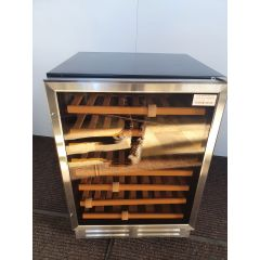 Belling 600BLKWC/MG Built In Wine Cooler