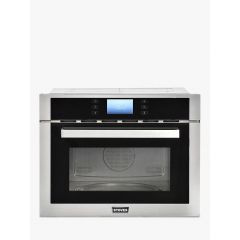 Belling BI45COMWSS/MG Built In Combination Microwave