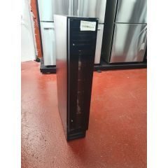 Candy CCVB15 15Cm Black Glass Wine Cooler