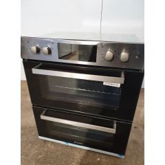 Candy FCD7D415X/OG Built Under Double Oven - Stainless Steel - A/A Rated