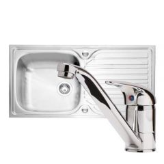 Caple PK/AR101 Sink + Tap Pack