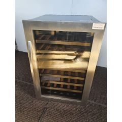 Caple WC6117/OG 88Cm Integrated In Column Wine Cooler