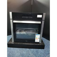 Cda SK410SS 10 function LCD electric multi-function oven, Large capacity: 76L, Full touch control