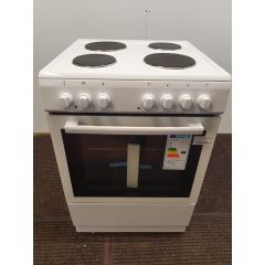 Electra Bef60sew_Wh 60Cm Electric Single Cavity Cooker