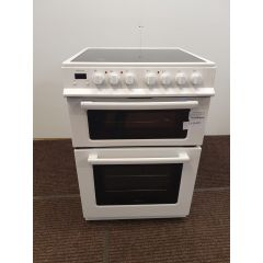 Electra TCR60W/OG 60Cm Freestanding Cooker With Ceramic Hob