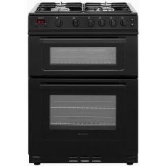 Electra TG60B 60Cm Twin Cavity Gas Cooker